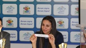 """Жаклин Златанова изтегли жребия за 3х3 """"Манченко Купа"""" в събота"""