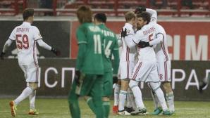 Локо (Москва) громи като гост на своя стадион (видео)