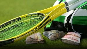 34-има бяха арестувани за участие в афера с уредени тенис мачове