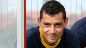 Томаш критичен след успеха над Берое: Трябва да променим много неща