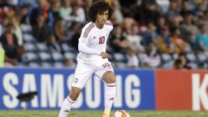Плеймейкър от ОАЕ бе избран за Футболист на годината на Азия
