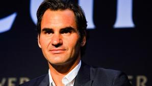 Федерер: Ако ги нямаше Надал и Джокович, пак щях да имам същия брой титли от ГШ