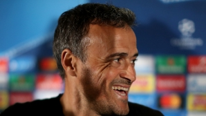 Луис Енрике: У дома срещу Мадрид винаги е специално дори да изоставаме със 100 точки