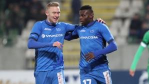"""Левски без Пиргов срещу Славия, групата на """"сините"""""""