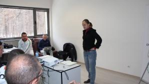 Маги Малеева изнесе лекция