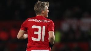 Невероятно, но факт: Моуриньо обяви, че Швайни има бъдеще в Юнайтед