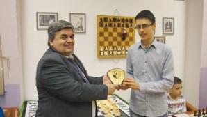 "Млад шахматист с награда от ШК ""Етър"""