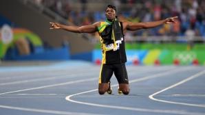 Болт ще се фокусира върху бягането на 100 метра