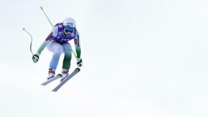 Словенка спечели изненадващо спускането в Канада