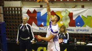 Венци Георгиев: Трябва да гледаме напред и да играем мач за мач (видео)