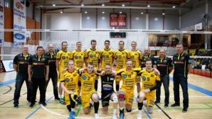 Финландци очакват Добруджа с пълна зала и девет поредни победи