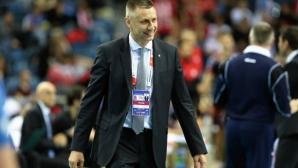 Радо Стойчев се размина с Иран