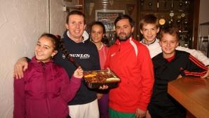 Отлични отзиви след лагера в Tennisschule Willi