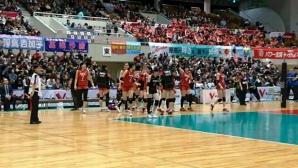 Еми Николова и НЕК Ред Рокетс с драматична победа над лидера в Япония