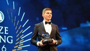 Верстапен получи две награди на церемонията на ФИА