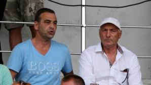Ники Илиев защити Жужо, специално благодари на Иво Тонев