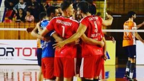 Супер Мартин Атанасов с 26 точки! Токат с първа победа след 6 загуби в Турция