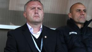 Ботев (Пловдив) иска да привлече трима защитници, халф и нападател