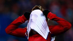 "Атлетико разочарова на ""Калдерон"" (видео)"