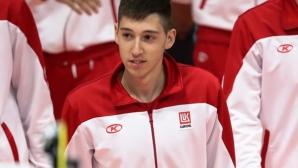 Георги Петров: Срещу Славия бе специален за мен мач