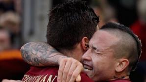 Рома отново е господар на Вечния град (видео)