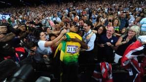 Обещаха всеки ден пълен стадион на Световното в Лондон