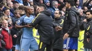 Пеп се извини за срамните сцени в края на дербито и поздрави Челси