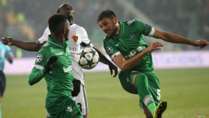 Грък свири решителния мач на Лудогорец в Шампионската лига