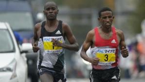 Стотни решиха победителя на маратона на Фукуока