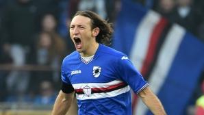 Сампдория удари Торино
