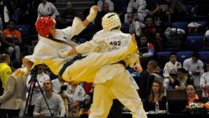 Първи медали за каратеките на България на СП по карате киокушин във Варна