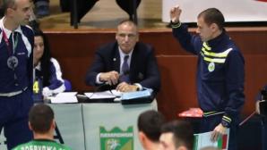 Миро Живков: Във всеки мач трябва да играем събрано, а не да допускаме амплитуди (видео)