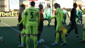 Малин Орачев изнесе футболна лекция на Емил Велев
