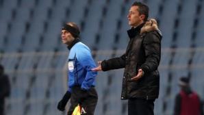 Христо Янев с остра критика към играчите