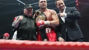 Красен Кралев: Кубрат Пулев е много специален български спортист
