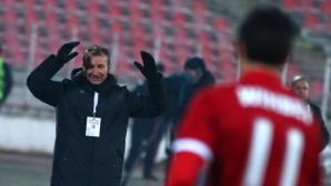 Стамен Белчев: Има още какво да се желае, нека не говорим за бъдещето на Галчев