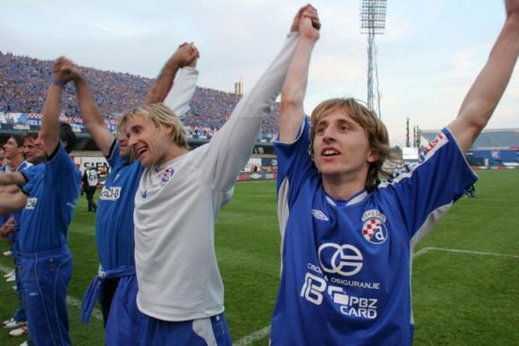 В Барса не обърнали внимание на Модрич преди 8 г.
