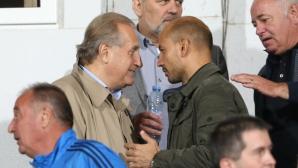 Русев намалява бюджета за заплати в Левски