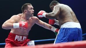 Пулев прибира по 555 евро за секунда на ринга