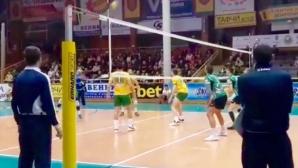 Двама волейболисти на Черно море са приети в болницата в Добрич, няма играч без травма