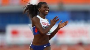 Ашър-Смит иска индивидуален олимпийски медал в Токио