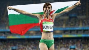 """Мирела Демирева със """"Спортен Икар"""" за постижение на годината"""