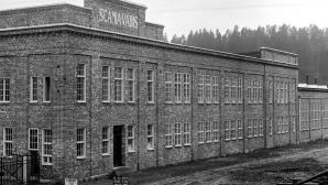 Преди 105 години, когато Scania се сля с Vabis