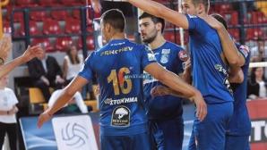 Чоно Пенчев и Ираклис с втора загуба в Гърция