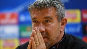 В Базел няма да мислят за равенство срещу Арсенал