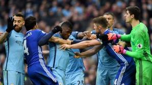 ФА повдигна обвинения срещу Ман Сити и Челси, Фабрегас се измъкна чист