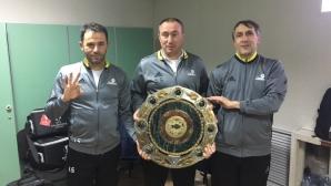 Мъри Стоилов е №1 в Казахстан