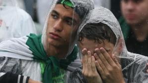Бразилия и Колумбия ще играят в помощ на жертвите от самолетната катастрофа