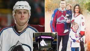 Коктейл от наркотици и антидепресанти уби бивш играч от НХЛ