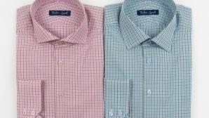 Tailor Lamb и изкуството при създаване на мъжки ризи